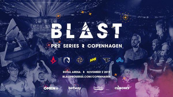 blast pro series copenhague 2019