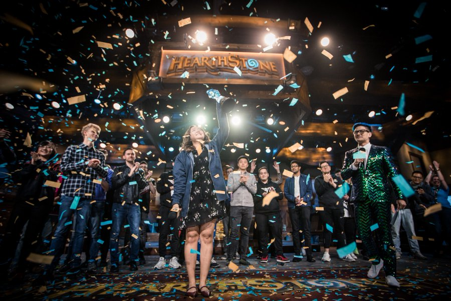 liooon hearthstone grandmasters global finals 2019
