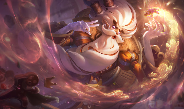 sugar rush zilean pbe patch 9.24