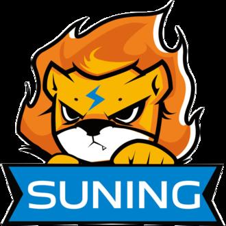 Logo de l'équipe Suning