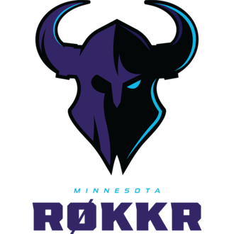 Logo de l'équipe Minnesota RØKKR