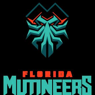 Logo de l'équipe Florida Mutineers