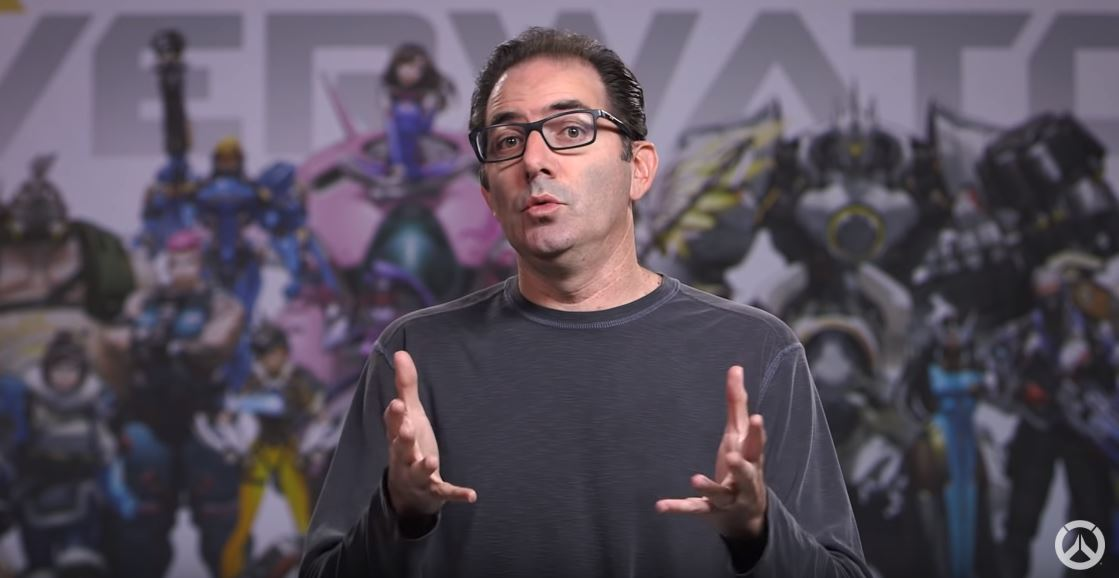 jeff kaplan overwatch