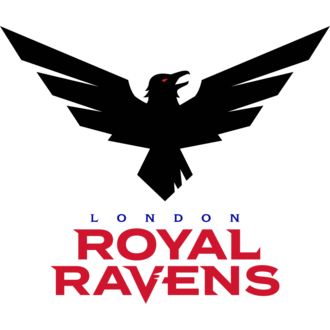 Logo de l'équipe London Royal Ravens