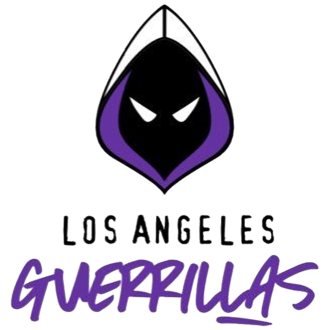 Logo de l'équipe Los Angeles Guerrillas