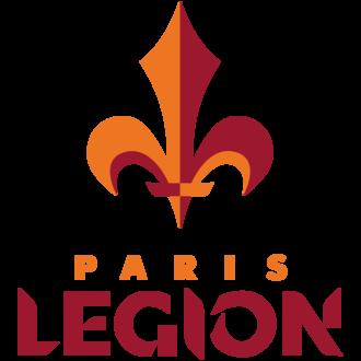 Logo de l'équipe Paris Legion
