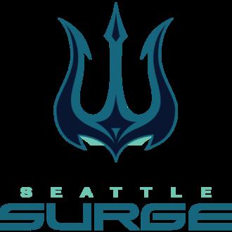 Logo de l'équipe Seattle Surge
