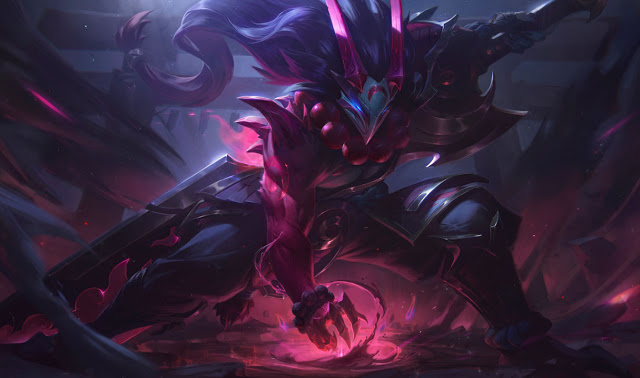blood moon tryndamere