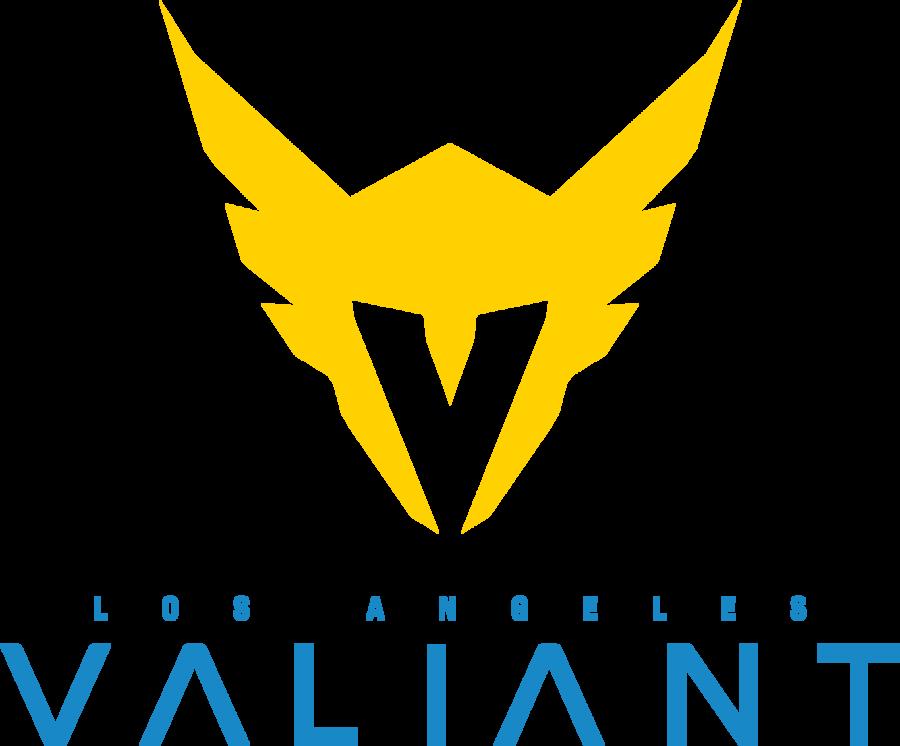 Logo de l'équipe Los Angeles Valiant