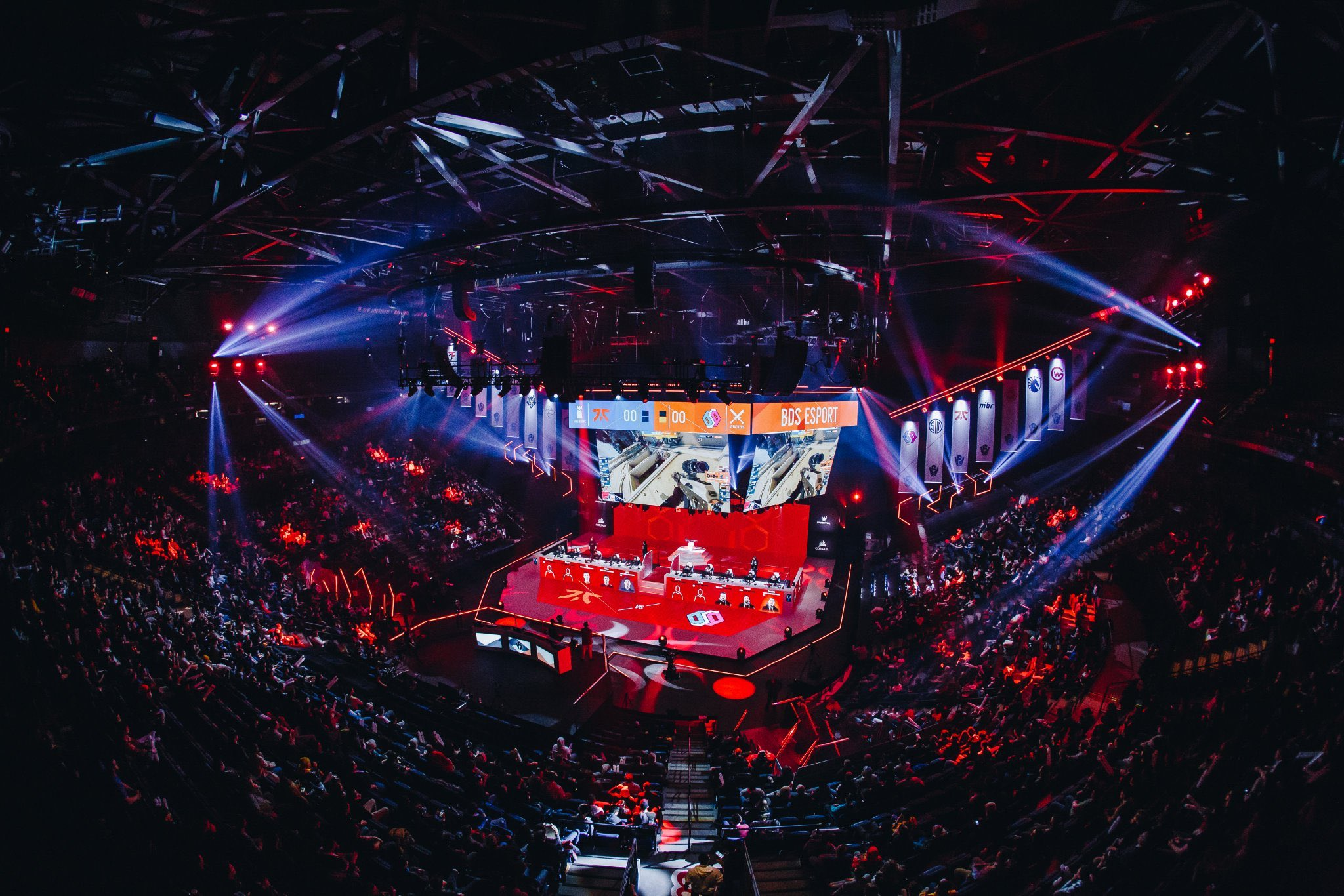 six invitational 2020 fnatic bds