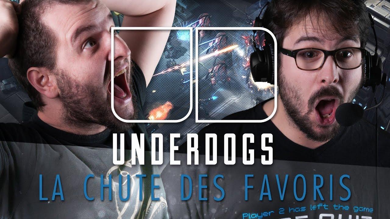 underdogs starcraft II