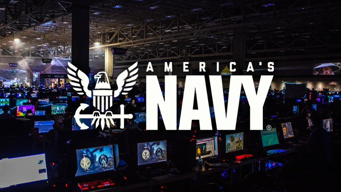 us navy esport