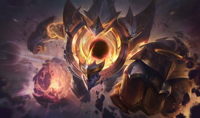 dark star malphite prestige edition patch 10.6 league of legends