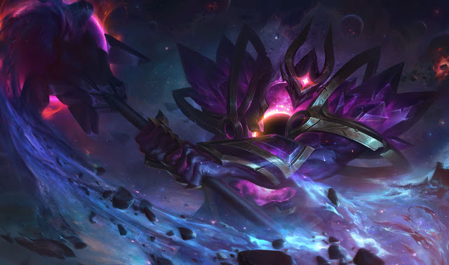dark star mordekaiser patch 10.6 league of legends