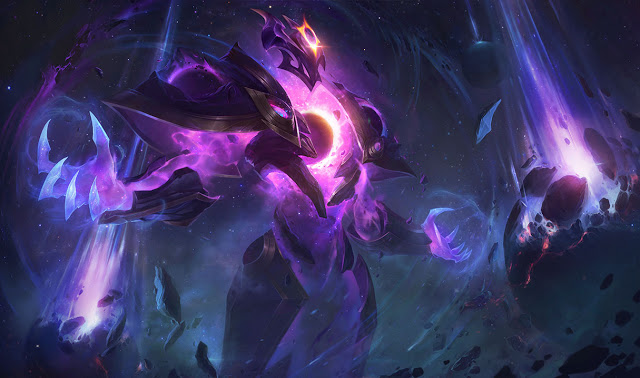 dark star xerath patch 10.6 league of legends