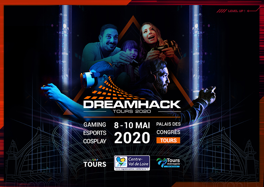 dreamhack tours 2020