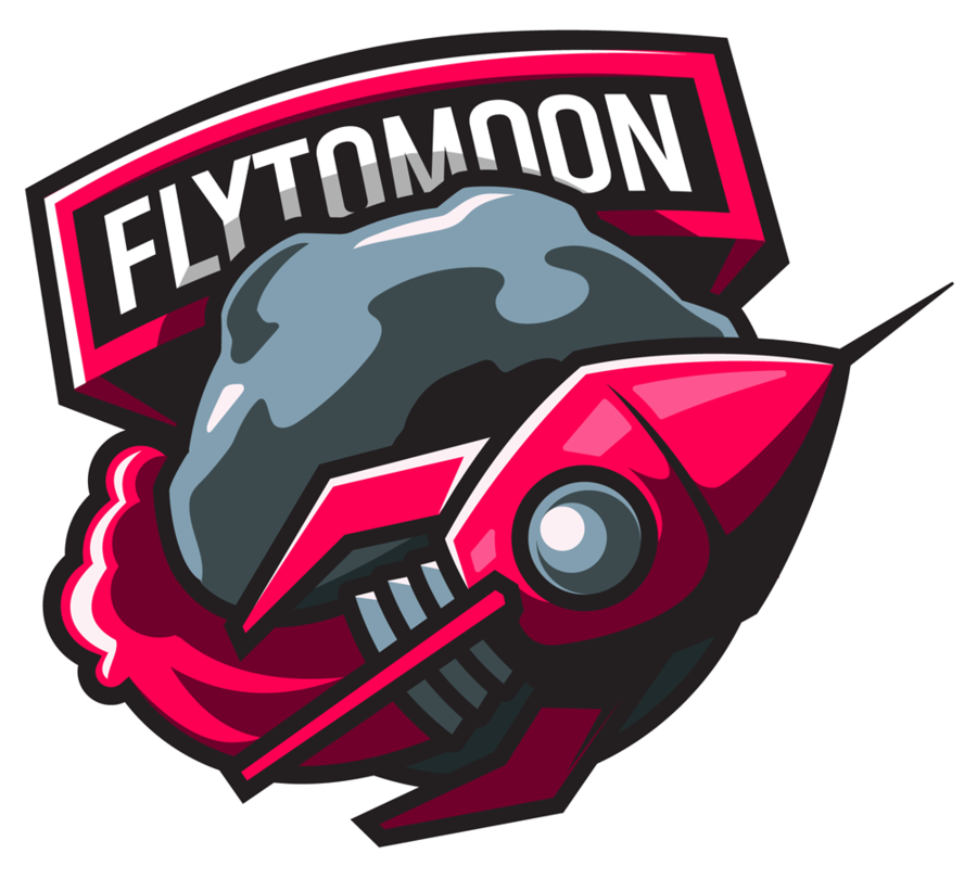 Logo de l'équipe FlyToMoon
