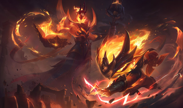 kennen infernal