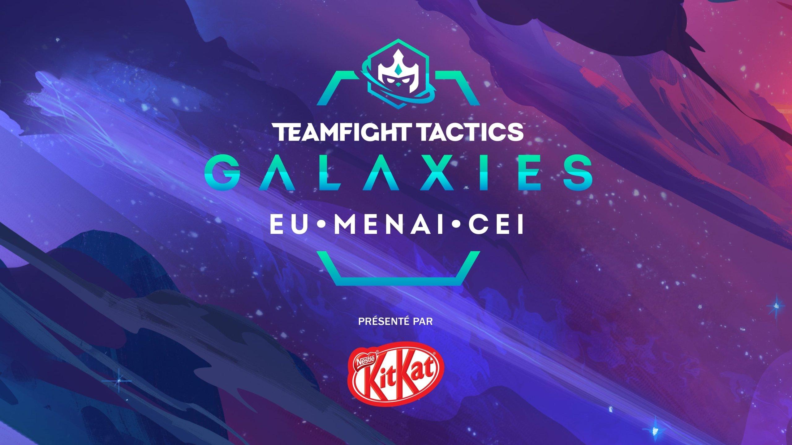 qualifications européennes du championnat du monde de TFT