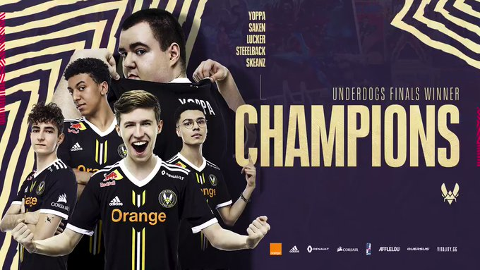 vitality.bee champions des underdogs