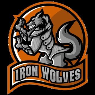 Logo de l'équipe Iron Wolves
