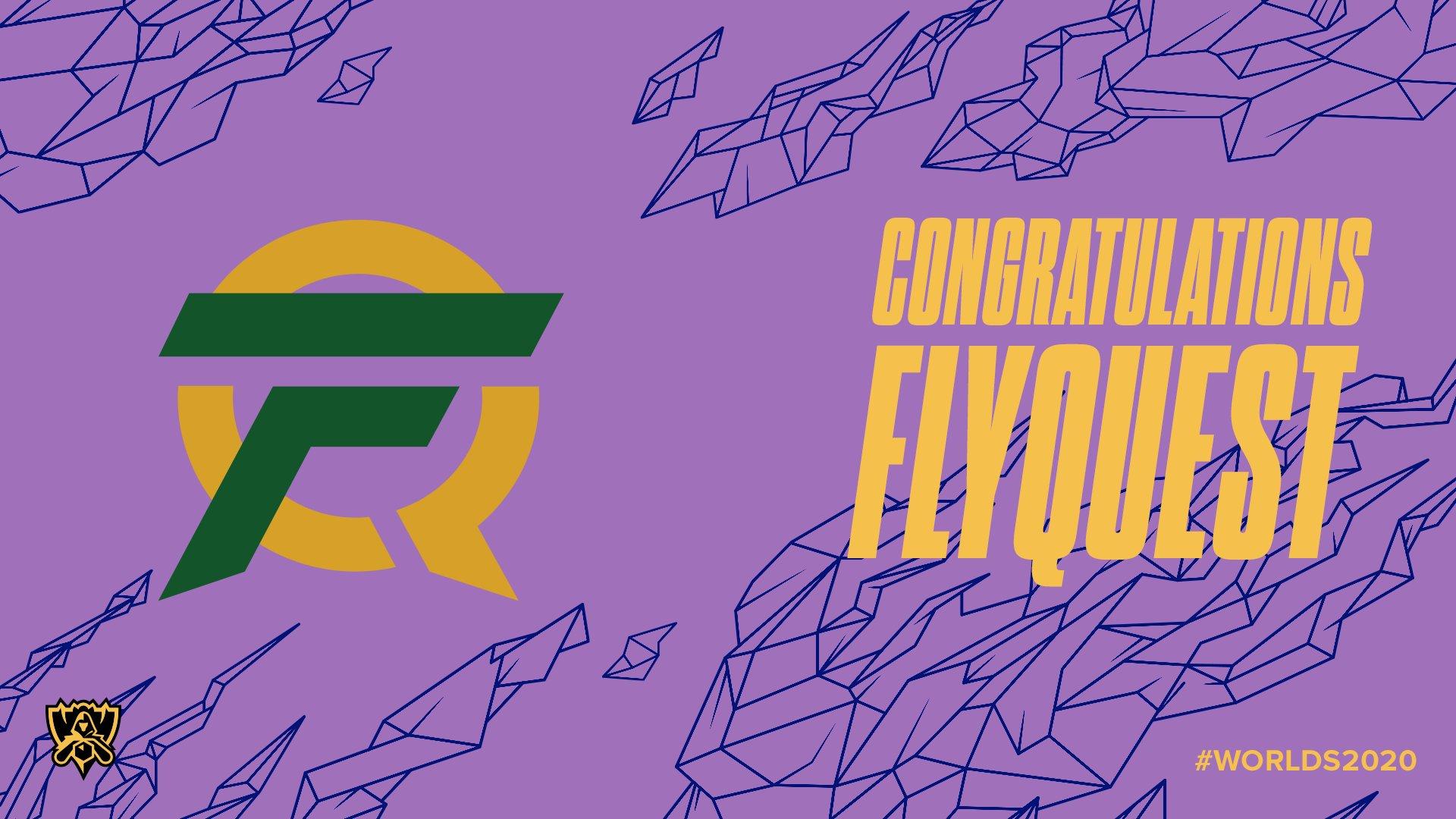flyquest worlds 2020