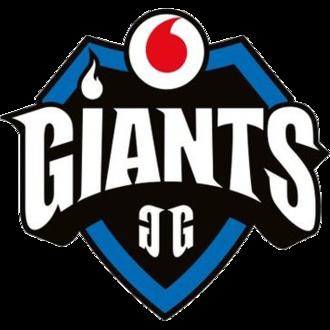 Logo de l'équipe Vodafone Giants