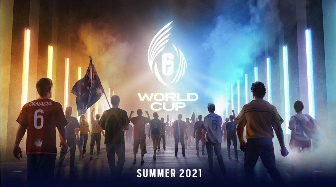 coupe du monde des nations sur rainbow six siege