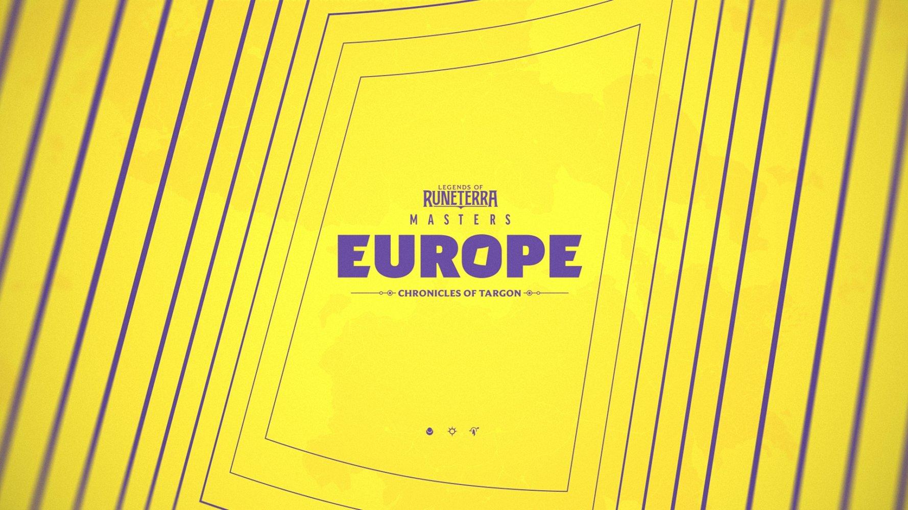 legends of runeterra masters europe