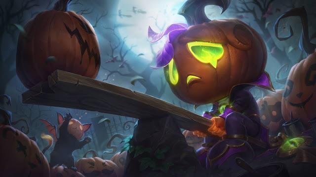 pumpkin prince amumu