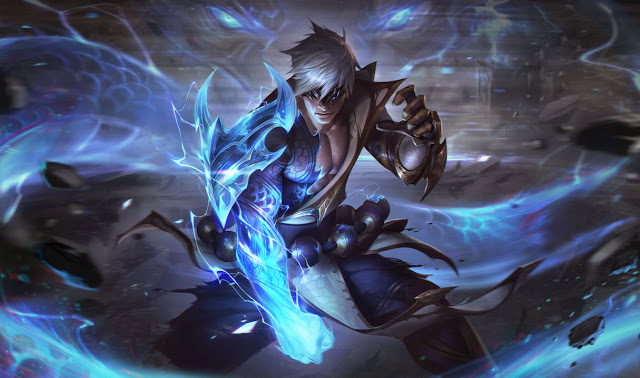 strom dragon lee sin