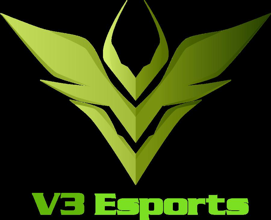 Logo de l'équipe V3 Esports