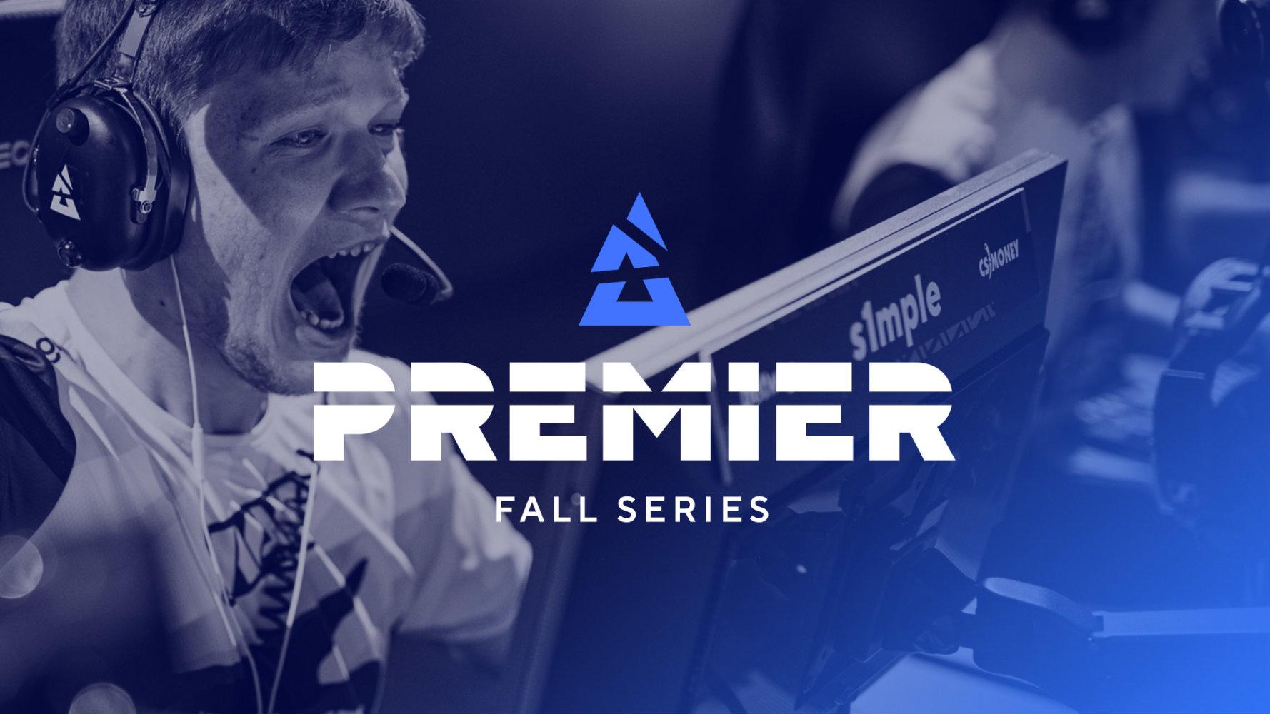 blast premier fall 2020 series