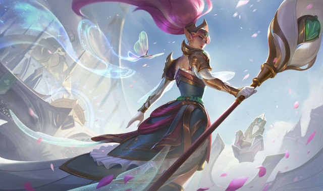 battle queen janna
