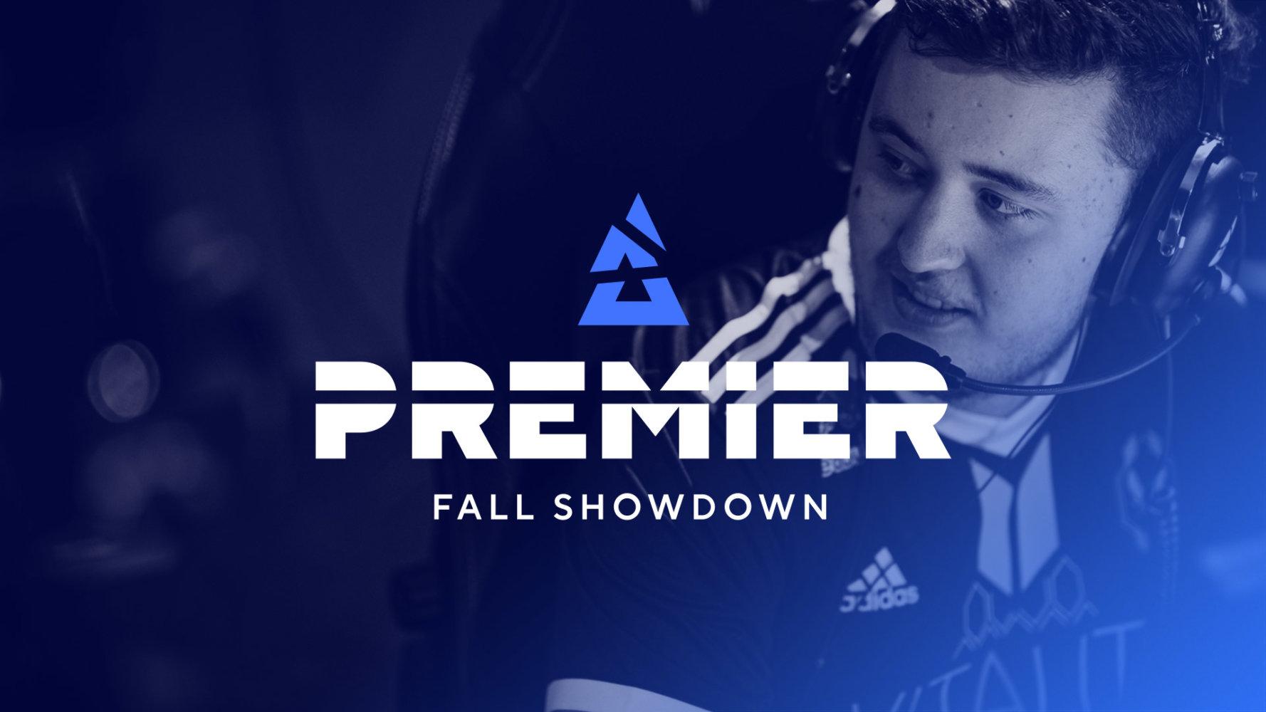 blast premier fall showdown 2020
