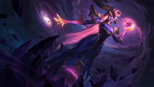 dark cosmic lissandra