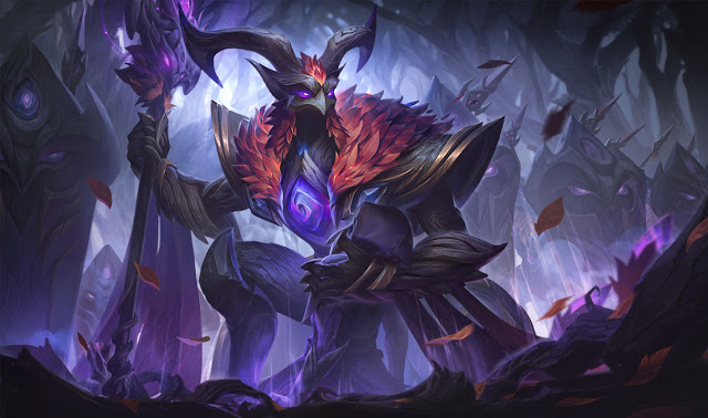 elderwood azir