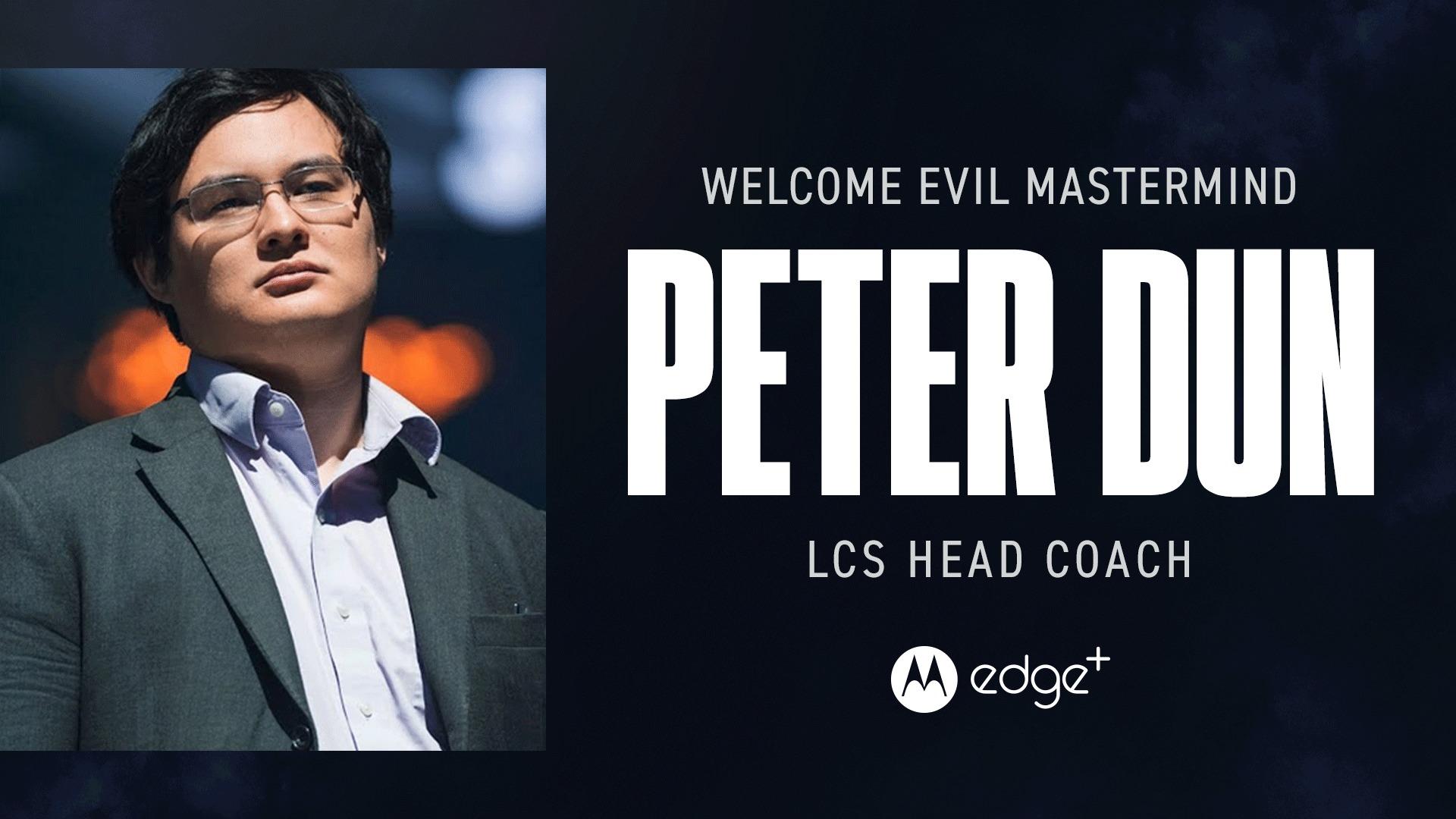 peter dun evil geniuses