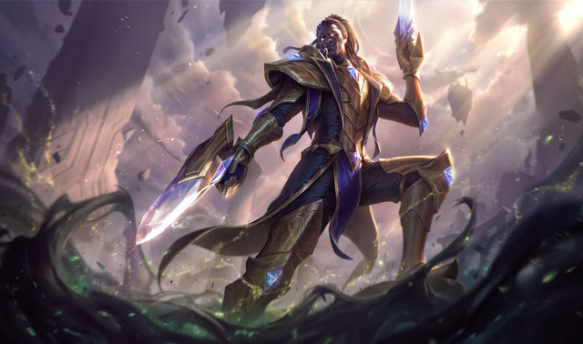 victorious lucian