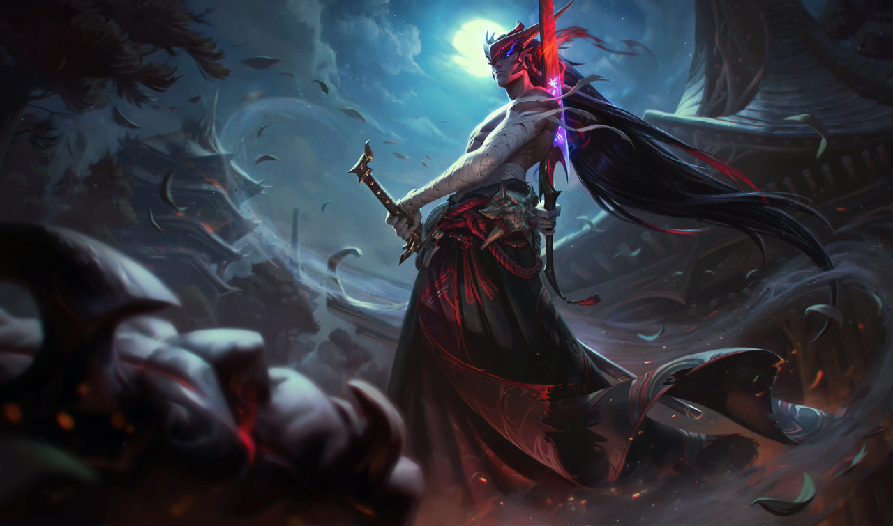 yone splash art
