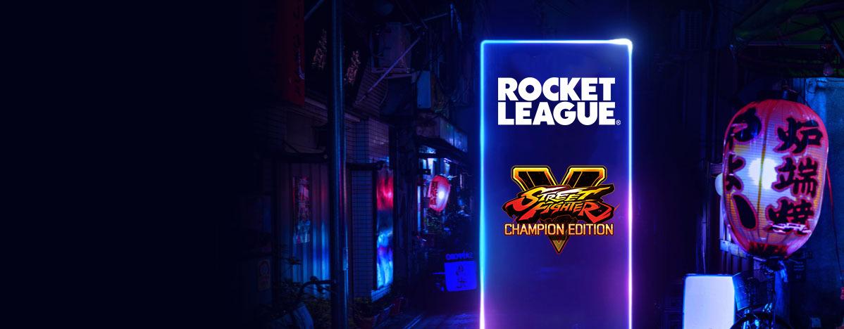 intel world open rocket league