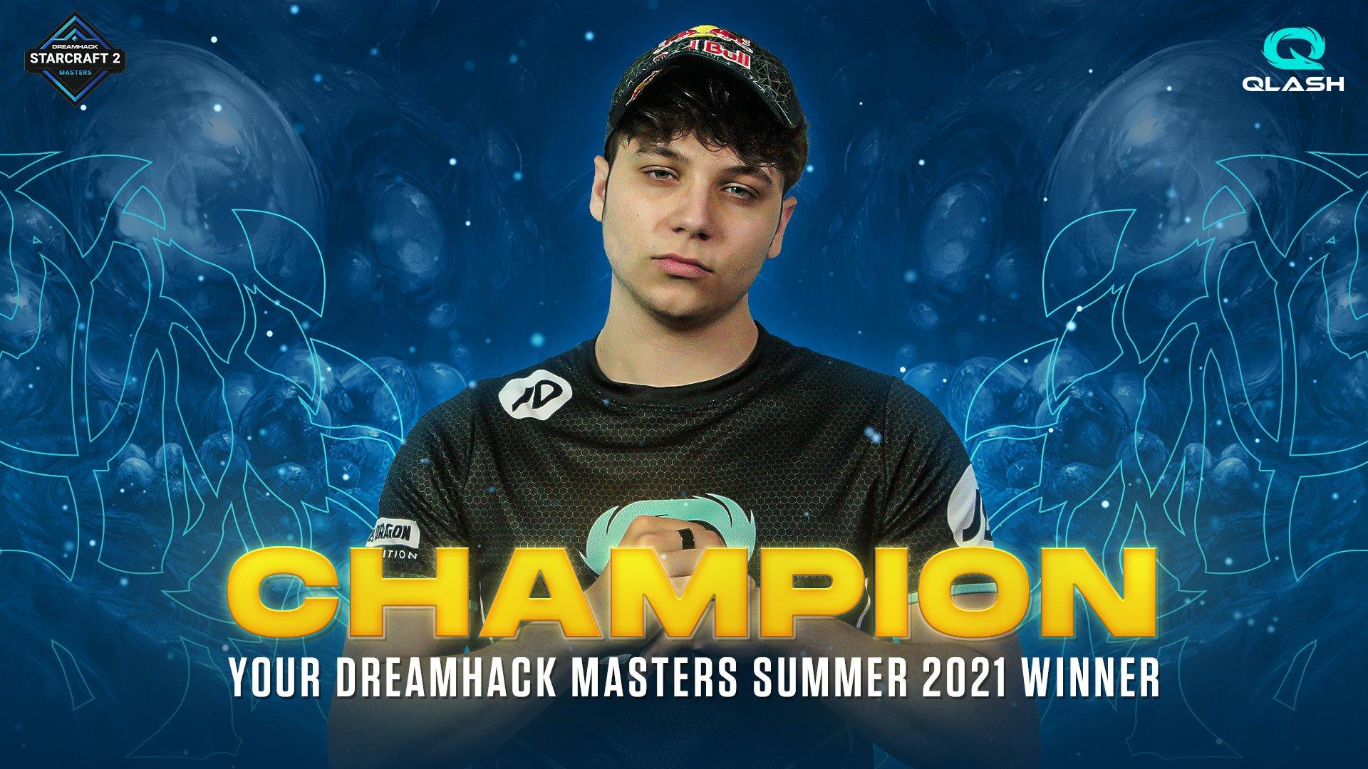 reynor champion dh masters summer 2021