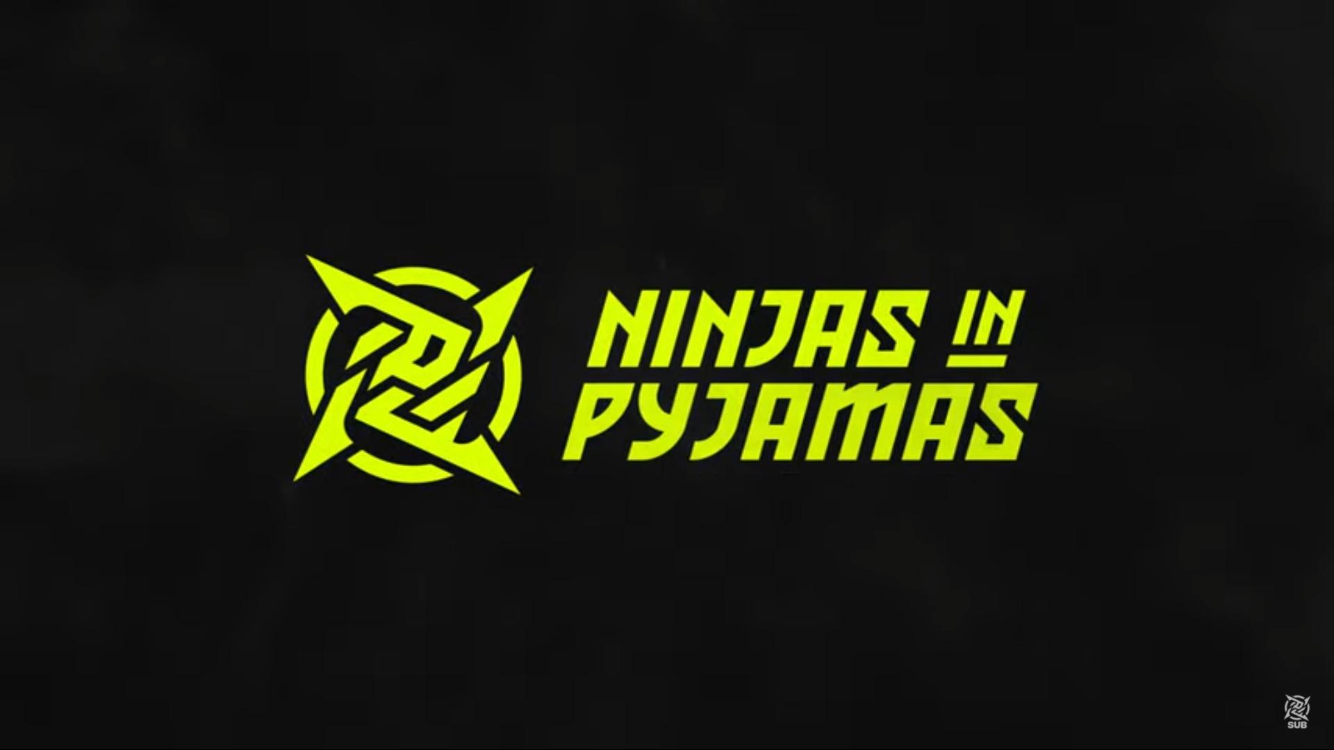ninjas in pyjamas logo