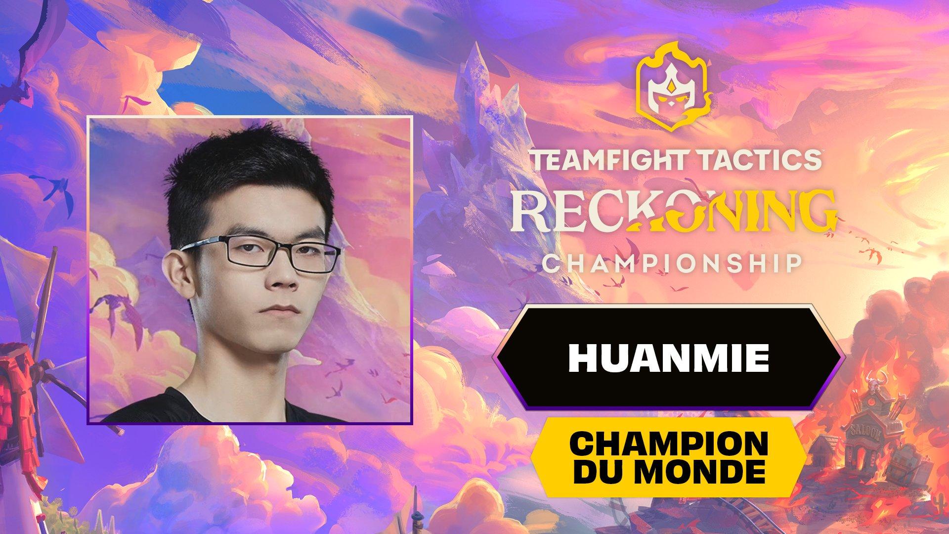 huanmie champion worlds tft jugement