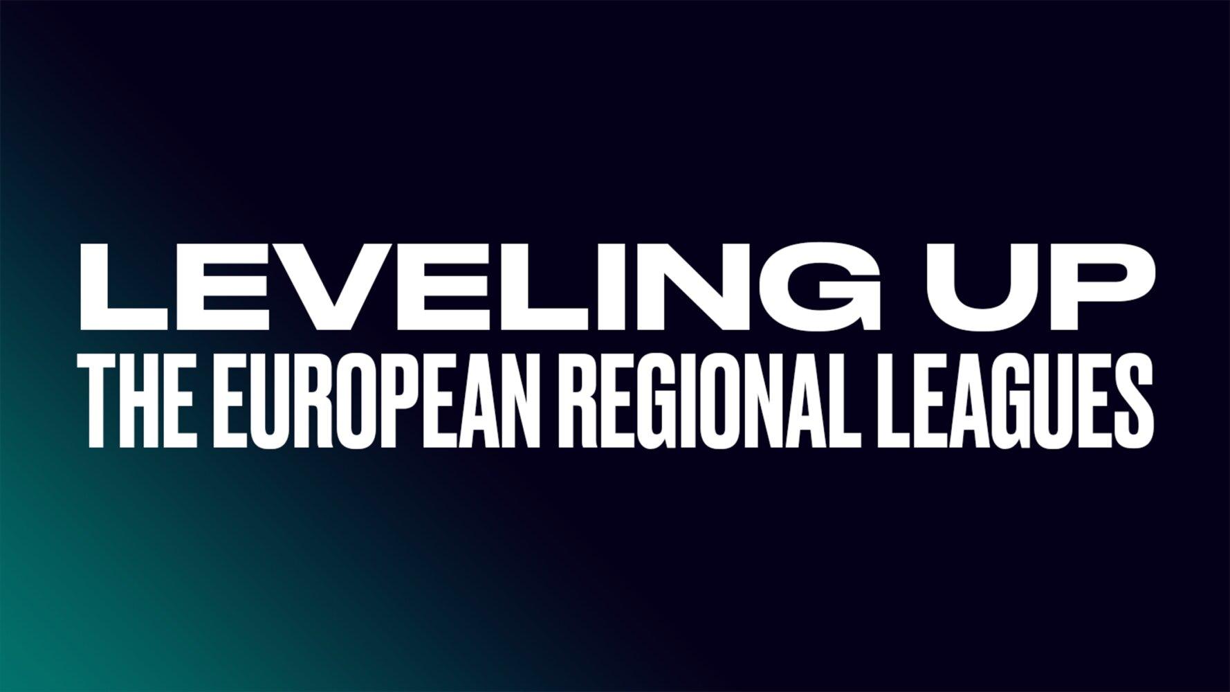 nouveau format lfl et ligue régionales